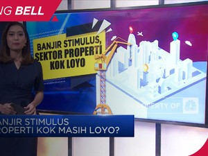 Banjir Stimulus Properti Kok Masih Loyo?
