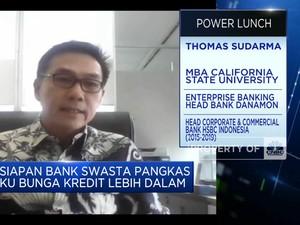 Bank Danamon: Ada Peluang Penurunan Bunga Kredit di 2021