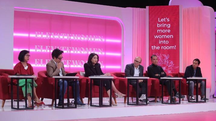Elevate Women hadir untuk mendorong para women entrepreneur di Industri Kreatif Indonesia untuk menjadi 'The Next Creative Industry Leader'.