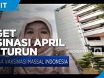 Fokus ke Lansia & Buruh, Target Vaksinasi April 2021 Turun