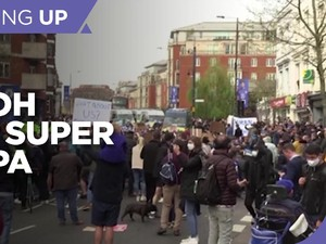 Heboh Liga Super Eropa