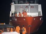 Potret Pencarian KRI Nanggala 402 yang Hilang Kontak