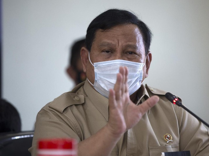 Prabowo, Sri Mulyani, dan Pembiayaan Belanja Pertahanan RI