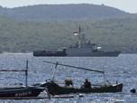 KRI Hingga Kapal Singapura Bantu Cari Kapal KRI Nanggala 402