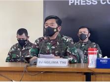 Breaking News: Panglima TNI: 53 Awak KRI Nanggala 402 Gugur!