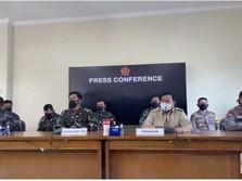 Prabowo: TNI Belum Dapat Kontak dengan KRI Nanggala-402