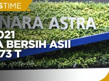 Laba Bersih ASII Q1-2021 Turun 22% (yoy)