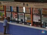 Intip Terminal Kampung Rambutan Saat Larangan Mudik Diperluas