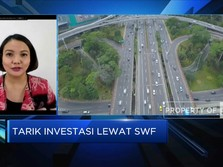 Masyita Crystallin: Tol Road, Fokus Utama Investasi SWF INA