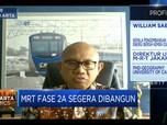 Mulai Operasi 2025, Begini Progres Pembangunan MRT Fase 2A