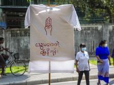 Junta Militer Myanmar 'Lawan' PBB, Ada Apa?