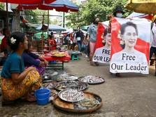 'Tsunami' Besar Landa Myanmar: Ledakan Covid-19 dan Kelaparan