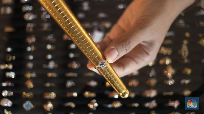 Penerawangan Terbaru Harga Emas: Masih Ngenes...