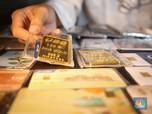 Lebaran Hari Kedua, Harga Emas di Pegadaian Jeblok 1%