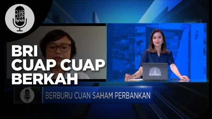Saatnya Kulik Potensi Cuan Dari Saham BBRI (CNBC Indonesia TV)