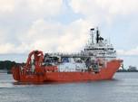 Temukan KRI Nanggala, Ini Wujud MV Swift Rescue Singapura