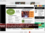 Tumbuh 7%, Laba Bersih BCA Q1-2021 Capai Rp 7,04 Triliun