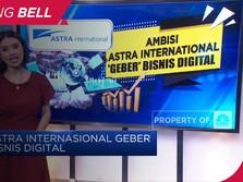 Astra Internasional Geber Bisnis Digital