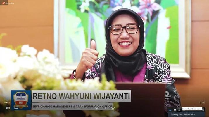 BRI Berikan Bantuan untuk Masjid Istiqlal