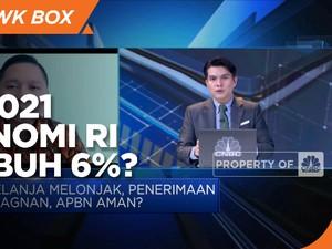 Ekonom Bank Permata: Q2-2021 Ekonomi RI Setidaknya Tumbuh 6%