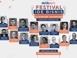 Mau Dapatkan Ilmu Bisnis? Yuk Ikut Festival Ide Bisnis
