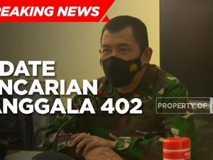 Kapuspen TNI: Posisi KRI Nanggala Diproyeksi 40 KM Utara Bali