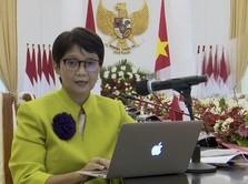 5 Prioritas Utama Kemlu di 2022, Vaksin Hingga Krisis Myanmar
