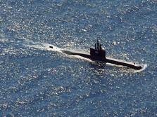 Kapal Selam Tinggal 4, TNI AL: Kita tak Bisa Berbuat Apa-apa