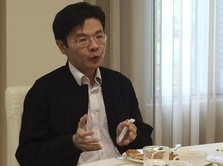 Lawrence Wong, Menkeu Baru Sekaligus Calon Kuat PM Singapura