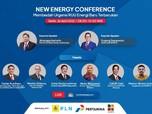 Live Now! New Energy Conference, Membedah Urgensi RUU EBT