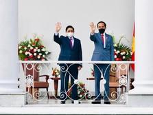 PM Vietnam & Jokowi Sepakat: Hentikan Kekerasan di Myanmar!