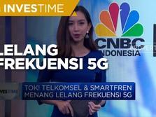 Telkomsel & Smarfren Menang Lelang Frekuensi 5G