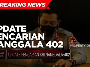 Tim Gabungan Kerahkan Peralatan Pencarian KRI Nanggala-402