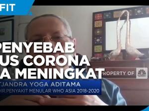 Tjandra Yoga Sebut 5 Penyebab Kasus Covid-19 India Melonjak