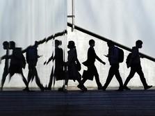 Suram! Jepang Kembali Kontraksi, Ekonomi Minus 1,3%