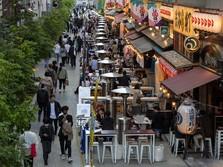 Covid Mengganas, Tokyo dan 3 Kota Jepang Berstatus Darurat!