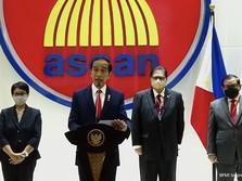 Jokowi: ASEAN Sepakati Konsensus soal Konflik Myanmar