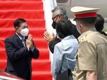 Wow! Bos Junta Myanmar Mendarat di Jakarta, Hadiri KTT ASEAN