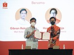Shopee Gandeng Gibran Rakabuming Wujudkan UMKM Solo Go Ekspor