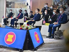 Para Menteri Luar Negeri ASEAN Kumpul di China, Ada Apa?