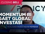 2021, Momentum RI Gaet Global Investasi Penopang Ekonomi
