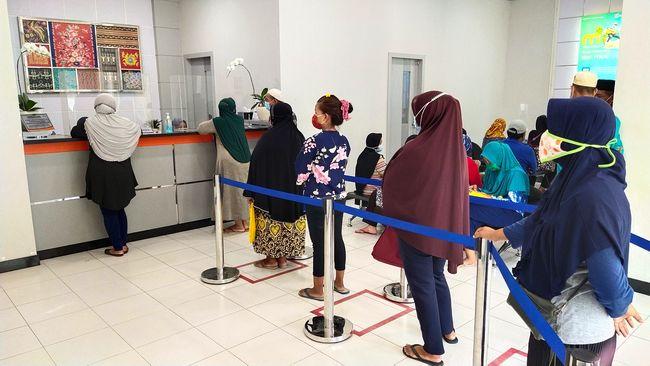 Libur Lebaran 184 Kantor Cabang Bank Bri Tetap Buka