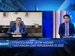 Bedah Strategi Bank Jatim Hadapi Tantangan Bisnis 2021