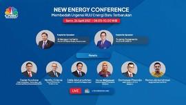 Energy Conference: Membedah Urgensi RUU Energi Baru dan Terbarukan