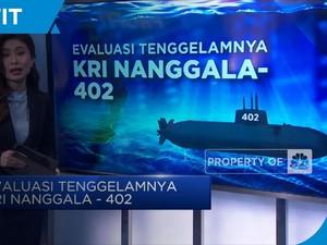 Evaluasi Tenggelamnya KRI Nanggala - 402