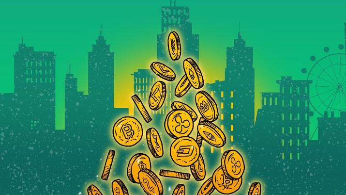 Infografis: Negara Ini Disebut Surga Uang Kripto & Bitcoin, RI Masuk?