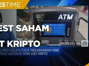 Investasi Saham Vs Aset Kripto, Mana Yang Paling Tepat?