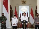 Terbang ke Jatim, Jokowi Janji Bangun Rumah Awak KRI Nanggala