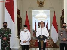 Janji Jokowi: Naikkan Pangkat 53 Awak KRI Nanggala-402