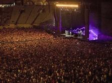 Bye Corona! Negara Ini Gelar Konser Musik 50 Ribu Penonton
